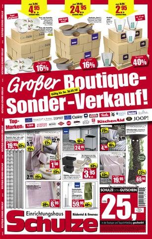Einrichtungshaus Schulze Großer Boutique Sonder Verkauf