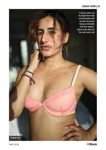 Page 21 of Cover Girl Saloni Chopra
