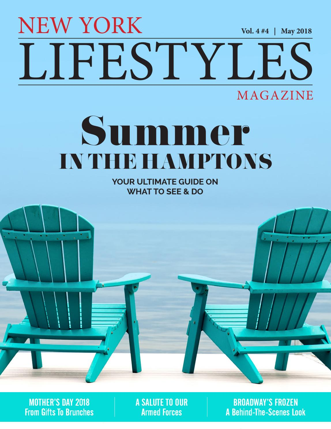 New York Lifestyles Magazine - May 2018 by New York Lifestyles ...