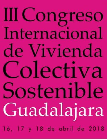 b4cb59f12f4b III Congreso Internacional de Vivienda Colectiva Sostenible by ...