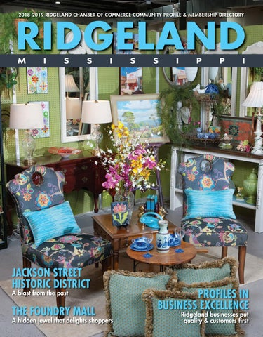 Ridgeland Ms 2018 Community Profile By Town Square Publications Llc