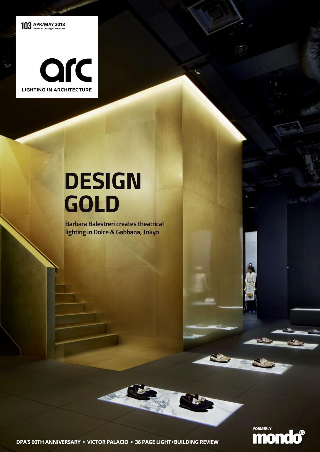 Arc April May 2018 Issue 103 By Mondiale Media Issuu