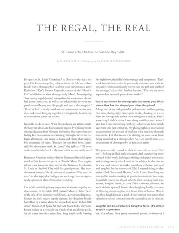 Page 23 of The Regal, The Real