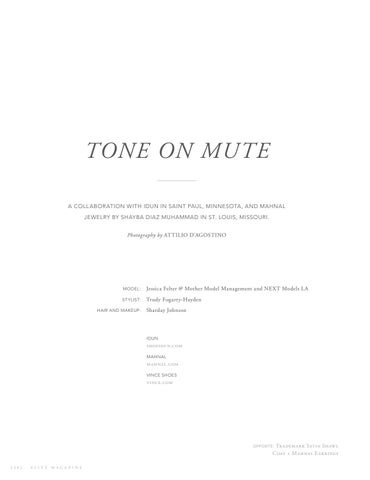 Page 40 of Tone on Mute