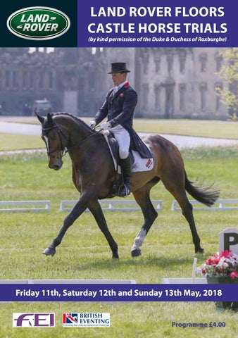 c306fcb82 Land Rover Floors Castle Horse Trials 2018 by EquiConsulting - issuu
