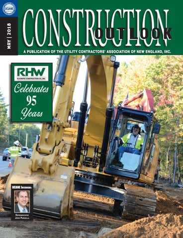 Construction Outlook May 2018 by Ucane - issuu
