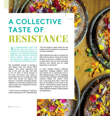 Page 20 of A Collective Taste of Resistance