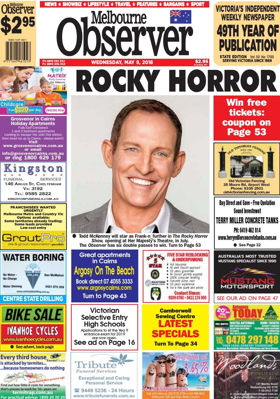 a923a775e1b Melbourne Observer. May 9