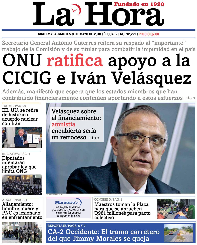 La Hora 08-05-2018 by La Hora - issuu
