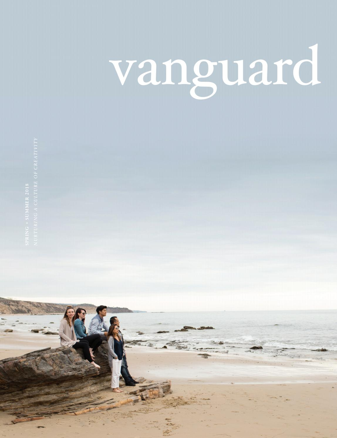 Vanguard University Magazine: Spring/Summer 2018 by Vanguard