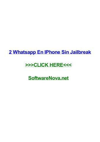 Try These Whatsapp Para Ios 7 1 2 Sin Jailbreak {Mahindra