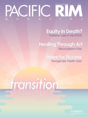 Pacific Rim Magazine 2018 by Langara College - issuu