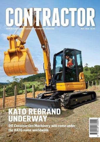 NZ Contractor 1805