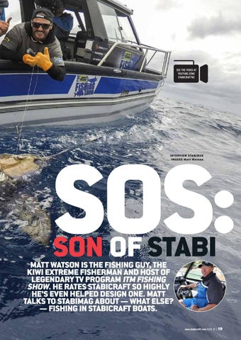 Page 19 of SOS: Son of a Stabi