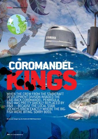 Page 44 of Adventure Test - Coromandel Kings