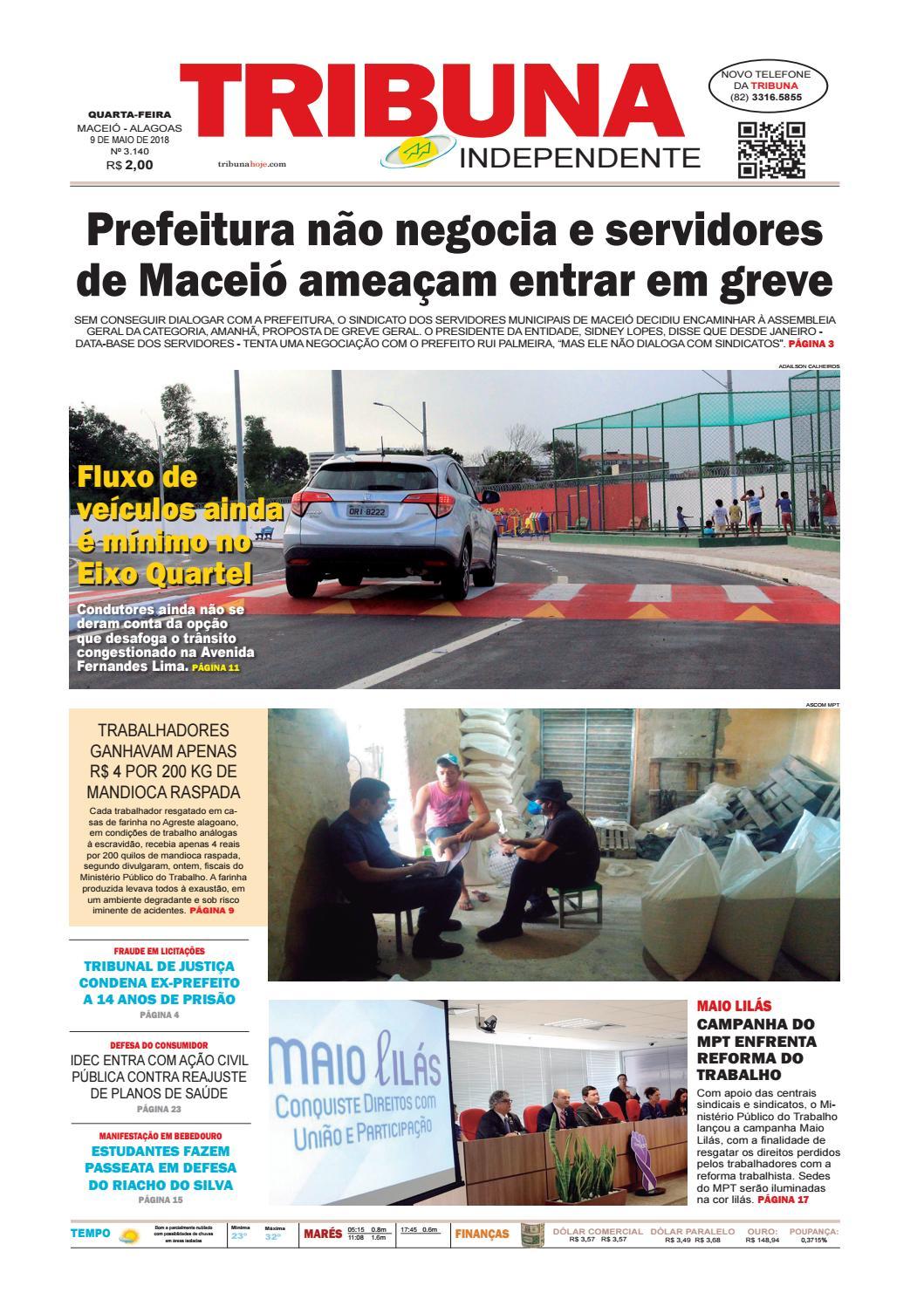 034a9fc98338c Edição número 3140 - 9 de maio de 2018 by Tribuna Hoje - issuu