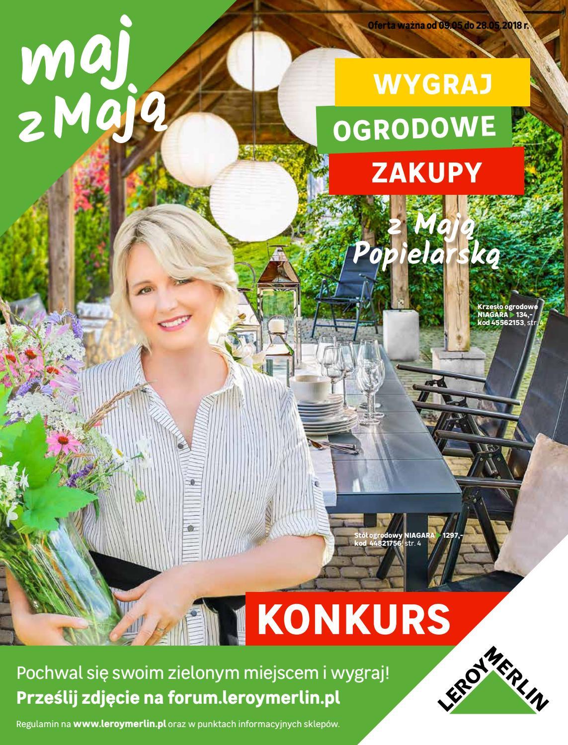 Leroymerlin Gazetka Od 0905 Do 28052018 By Iulotkapl Issuu