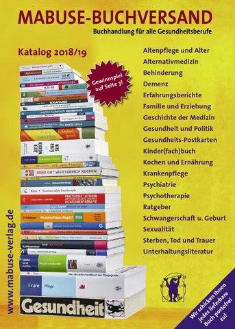 Buchkatalog 2018/19 by Mabuse-Verlag - issuu