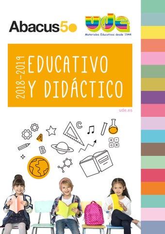 Catálogo Ude-Abacus educativo 2018 by Abacus cooperativa - issuu