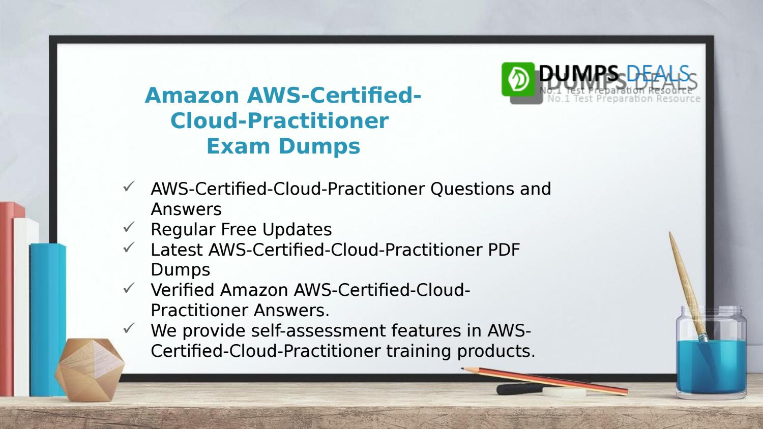 Aws certified cloud practitioner training material with aws