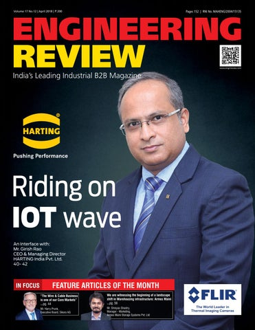 ENGINEERING REVIEW - April 2018 by Divya Media Publications Pvt  Ltd