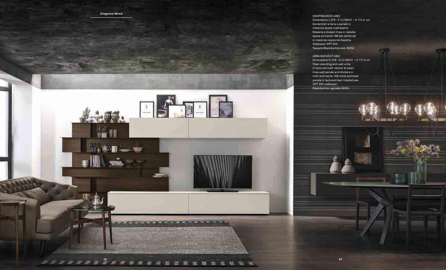 Pareti Attrezzate Con Camino Incorporato catalogo unico parete attrezzata moderno by progettocasaid