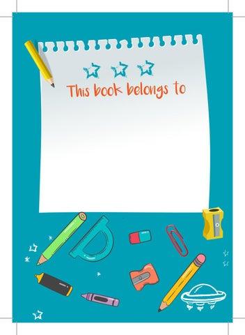 My Homework Diary by ABC School Supplies - issuu