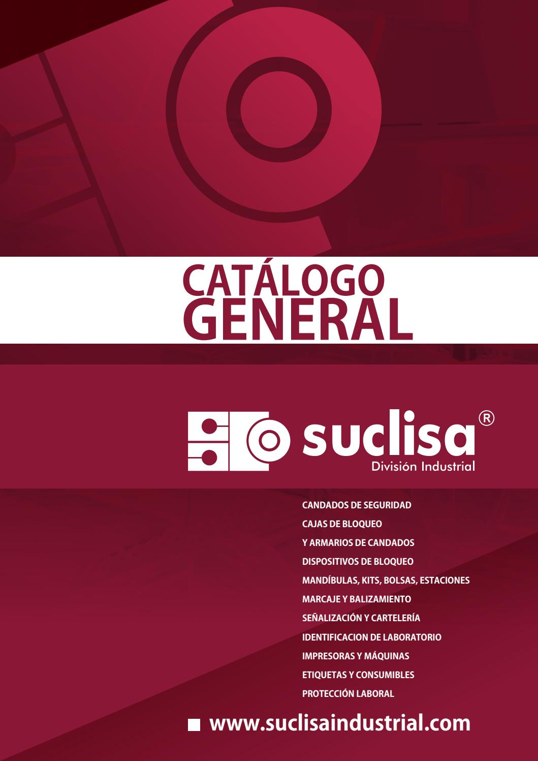 SUCLISA Catalogo General by artefactobilbao - issuu