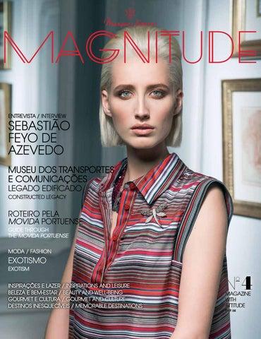 31e8ce6258a1e0 Magnitude Nr. 4 by Marques Soares - issuu