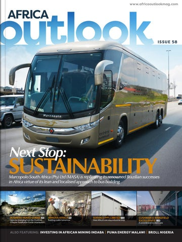 88149332ee Africa Outlook - Issue 58 by Outlook Publishing - issuu