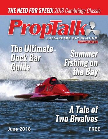 PropTalk Magazine June 2018 by SpinSheet Publishing Company