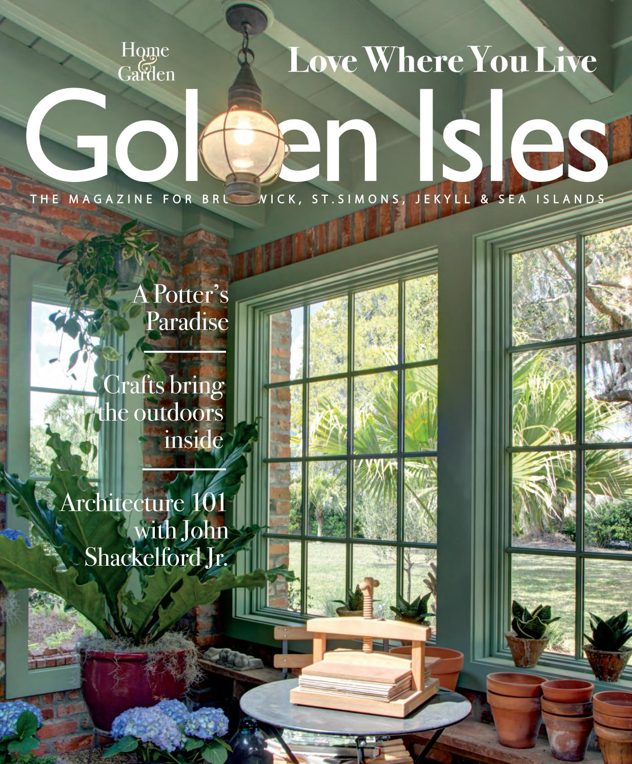 e337f77cc1308 May June 2018 by Golden Isles Magazine - issuu
