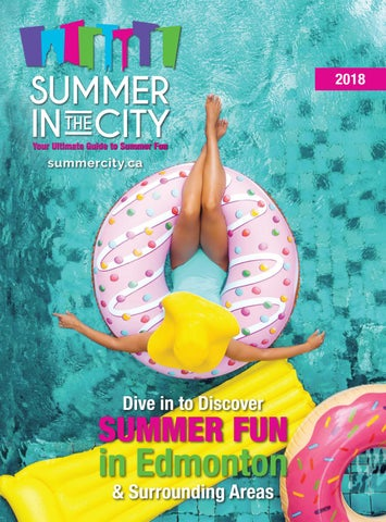 Summer in the City 2018 by T8N Magazine - issuu 5a2a7d1c8b326