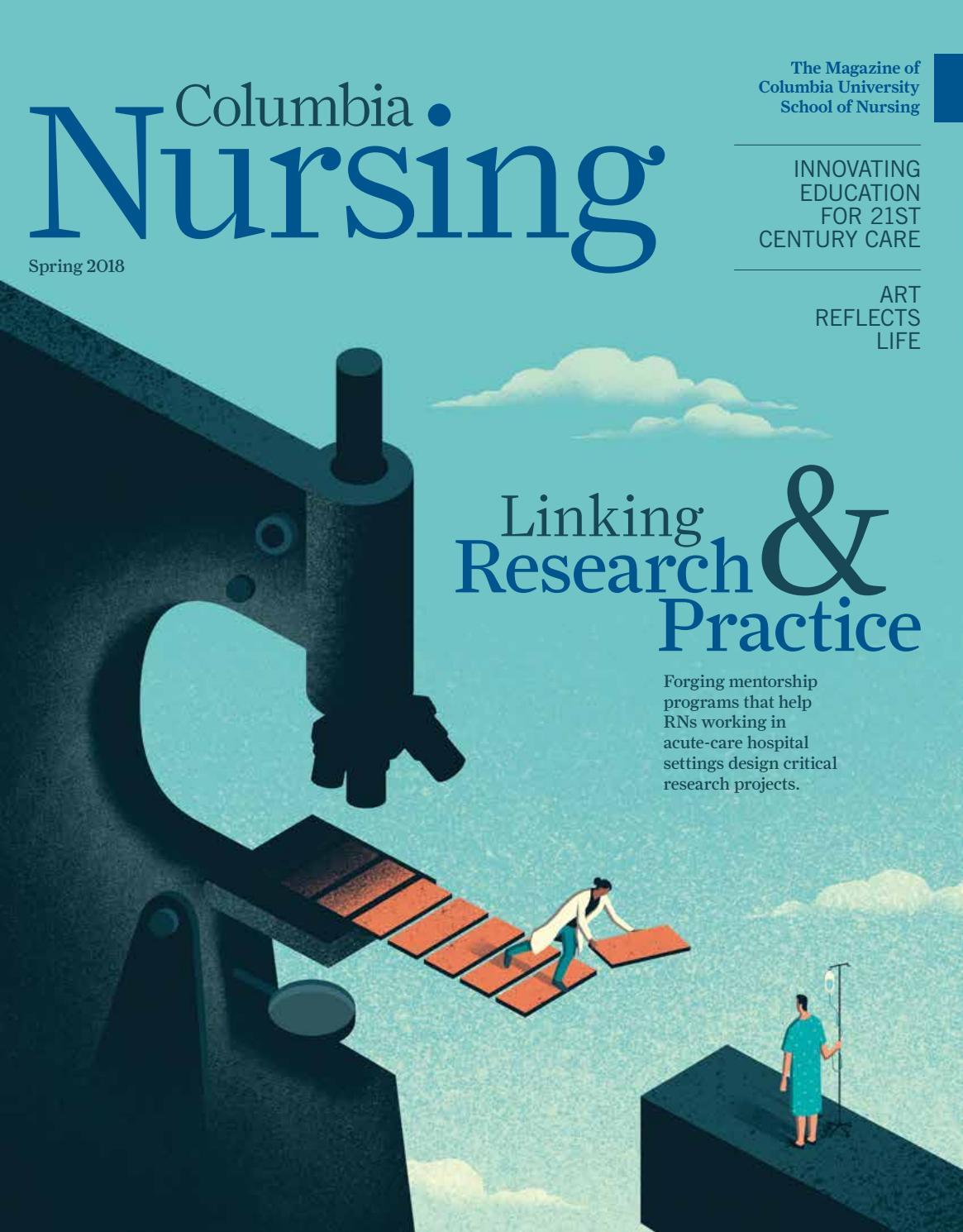 Columbia Nursing Spring 2018 by Columbia University School of