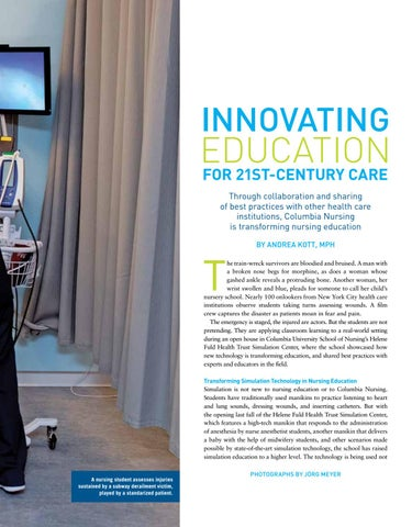 Page 17 of Innovating Education for 21st Century Care