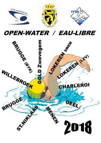 0a1932e8a57eca Open water 2018 brochure by Ijsberen Boom - issuu