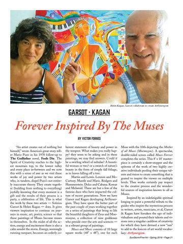 Page 23 of The Muses Live On In Collaboration of Garsot & Kagan