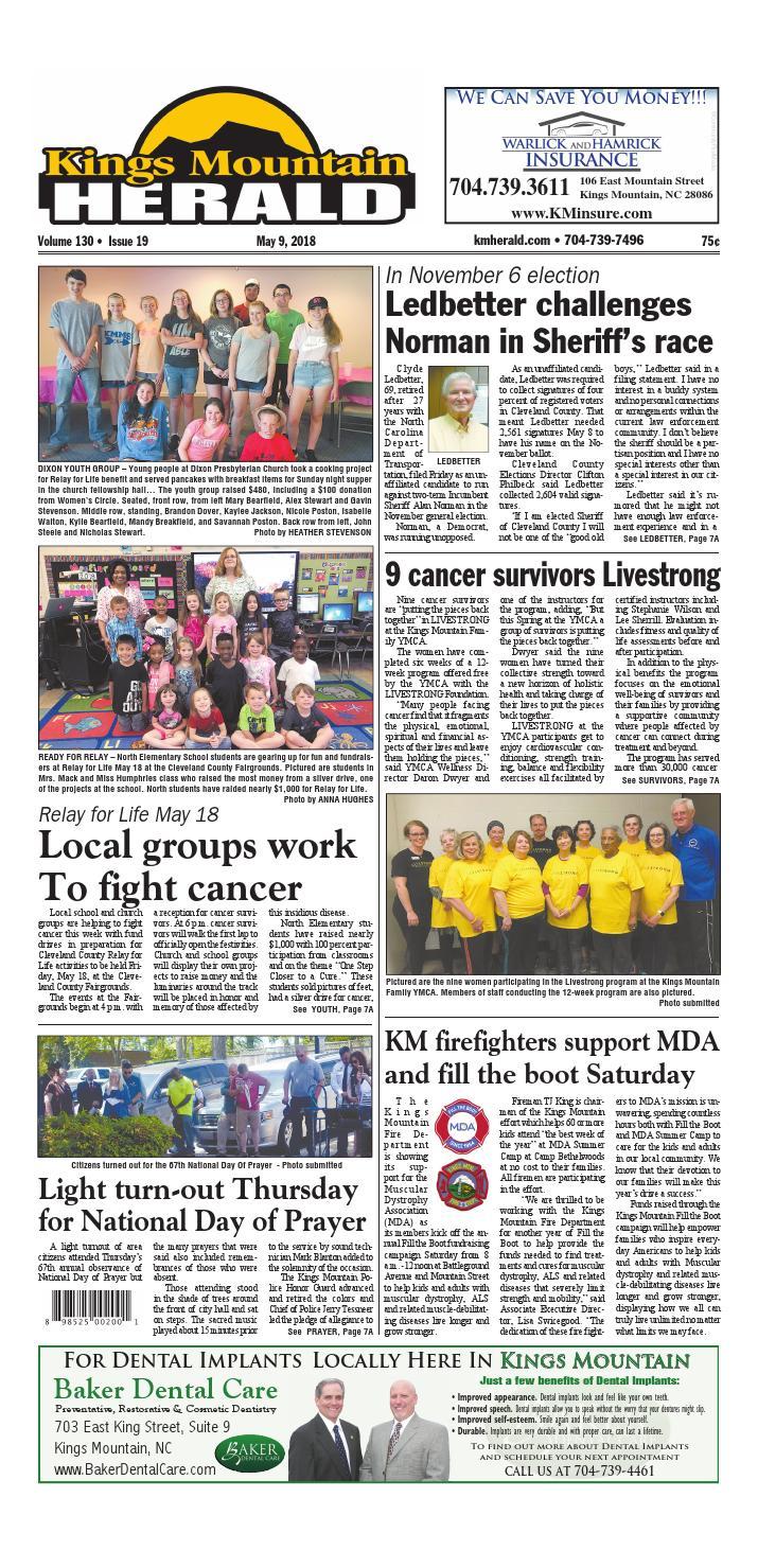 KM Herald 5-9-18 by Community First Media - issuu