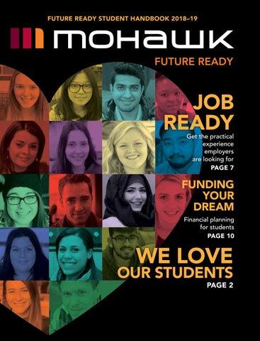 Mohawk College Full Time Program Handbook 2018 2019 By Mohawk College Issuu