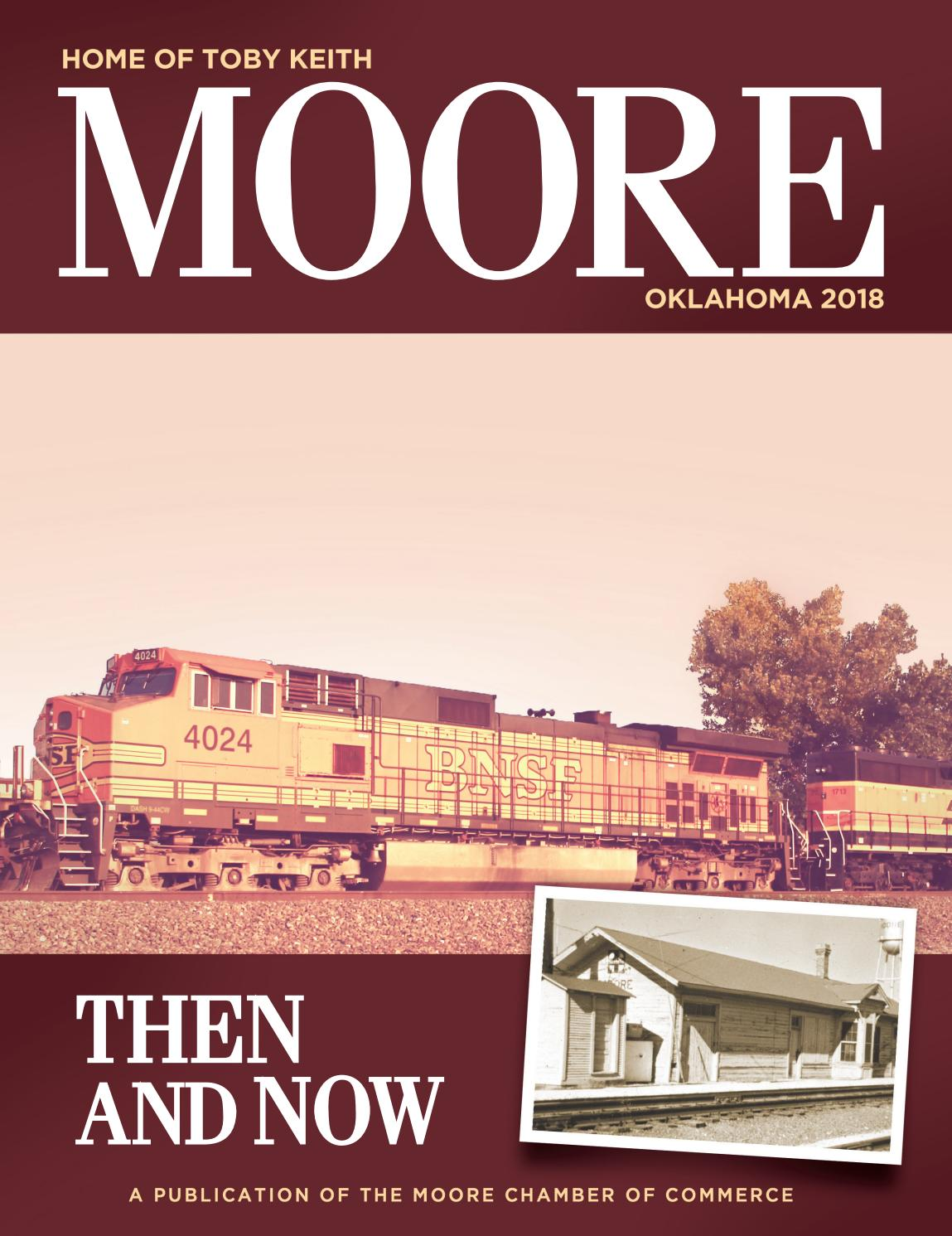 Moore OK 2018 Community Profile by Town Square Publications