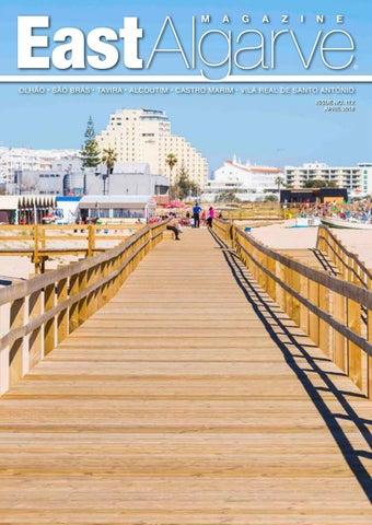 4487be2f3afa8 Apr18 East Algarve Magazine by Richard Bassett - issuu