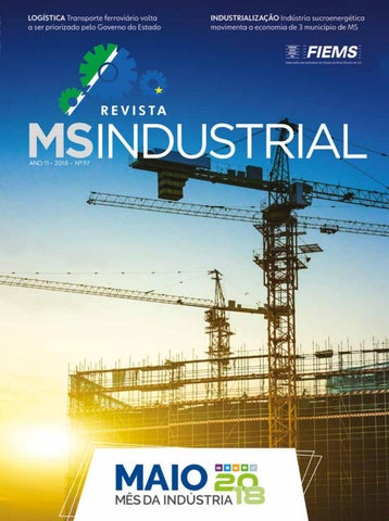 ae35c1f7e Revista MS Industrial by Fiems - issuu