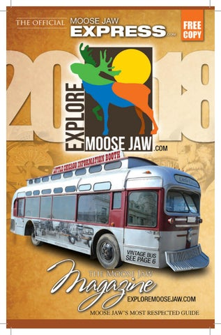 d3bc340f86b2a Moose jaw magazine 2018 by Moose Jaw Express - issuu