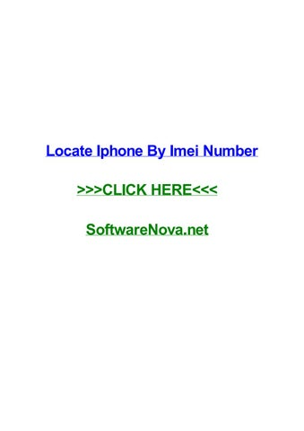 cell phone serial number tracking