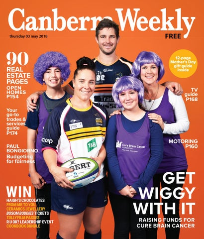 56ae02ee37 03 May 2018 by Canberra Weekly Magazine - issuu