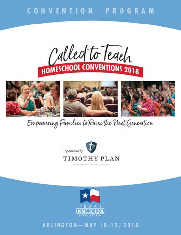 2018 arlington called to teach homeschool convention by texas home page 1 fandeluxe Images