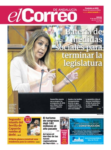 10.05.2018 El Correo de Andalucía by EL CORREO DE ANDALUCÍA S.L. - issuu 79a15fa0871