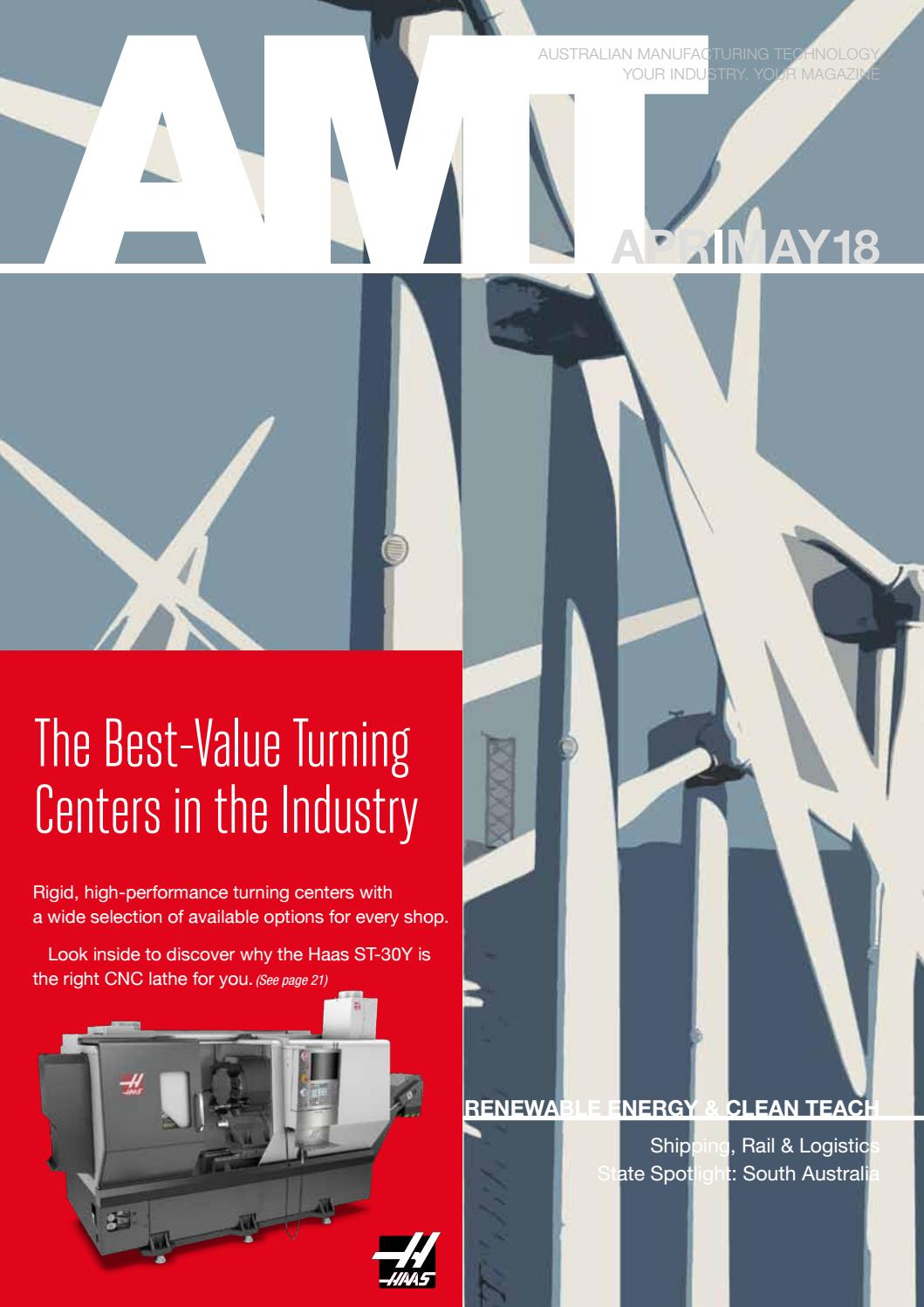 AMT APRIL/MAY 2018 by AMTIL - issuu