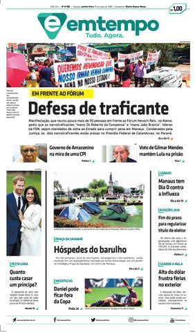 d841bfdca0 Em tempo 10 de maio de 2018 by Amazonas Em Tempo - issuu