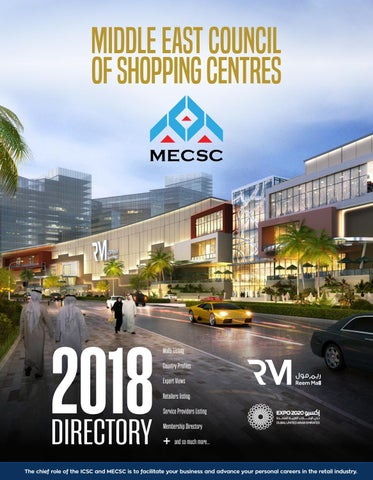 Mecsc directory 2018 digital copy by MECS+R (MECSC